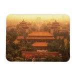 The Forbidden City Flexible Magnets