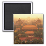 The Forbidden City Magnets