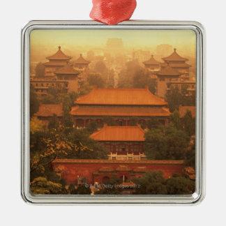 The Forbidden City Christmas Tree Ornaments