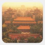 The Forbidden City Sticker