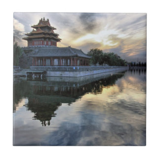 The Forbidden City Small Square Tile