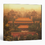 The Forbidden City Vinyl Binder