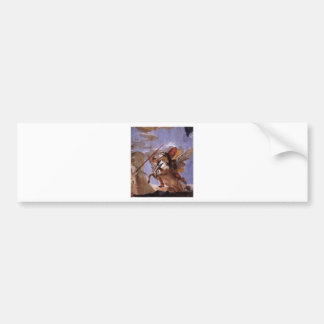 The Force of Eloquence, Bellerophon and Pegasus Bumper Sticker