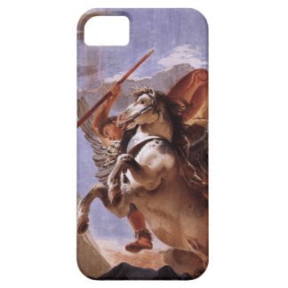 The Force of Eloquence, Bellerophon and Pegasus iPhone SE/5/5s Case