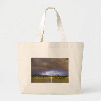 The_Force_Within Large Tote Bag