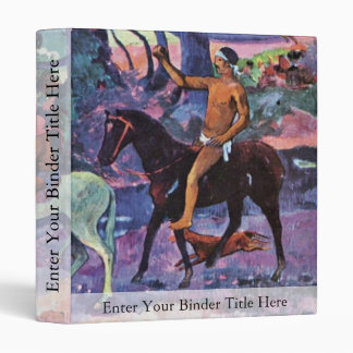 The Ford By Gauguin Paul (Best Quality) Vinyl Binder