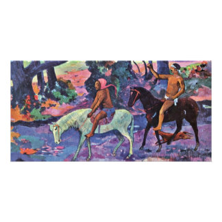 The Ford By Gauguin Paul Best Quality Photo Card