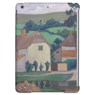 The Ford (oil on canvas) iPad Air Covers
