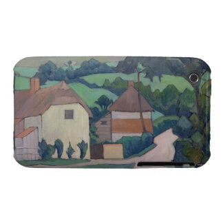 The Ford (oil on canvas) iPhone 3 Case