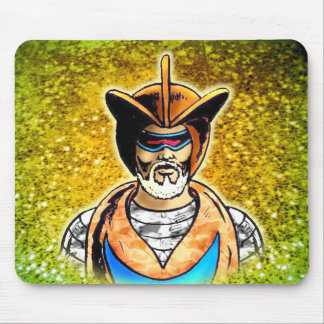 The Foreigner Mousepads