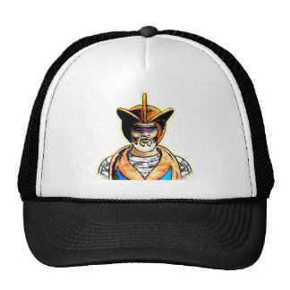 The Foreigner Trucker Hat
