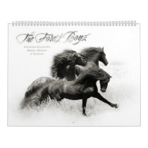 The Forest Boyz – Wild at heart Calendar