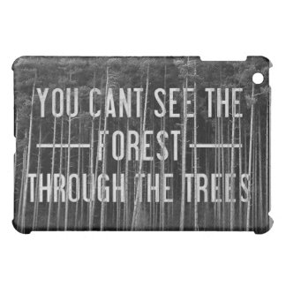 The Forest Cover For The iPad Mini