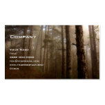 The Forest Double-Sided Standard Business Cards (Pack Of 100)