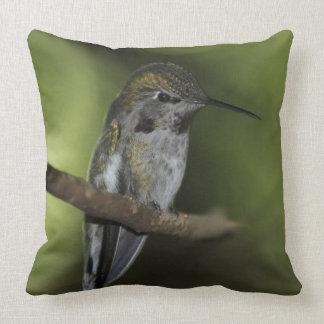 The forest Faerie Throw Pillow