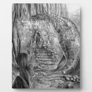 The Forest Guardians Plaque