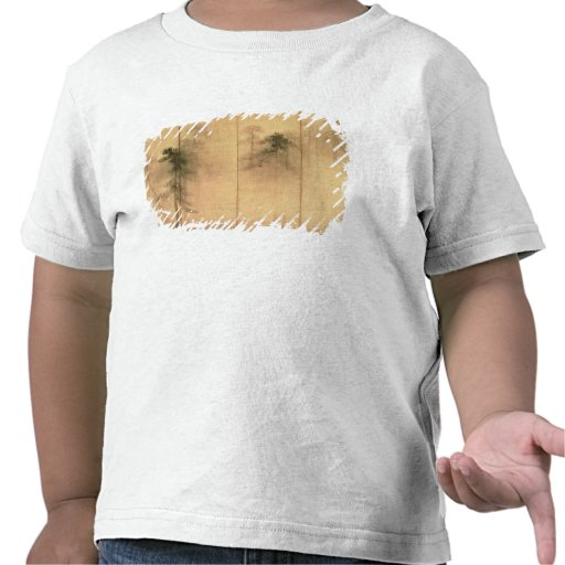 The forest of pines tee shirt