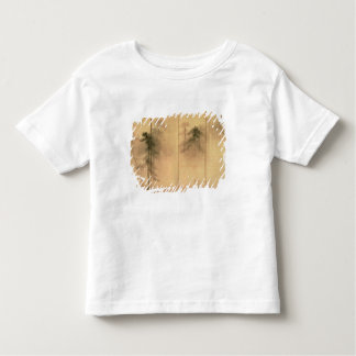 The forest of pines toddler t-shirt