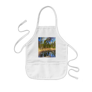 The Forest Pond Apron