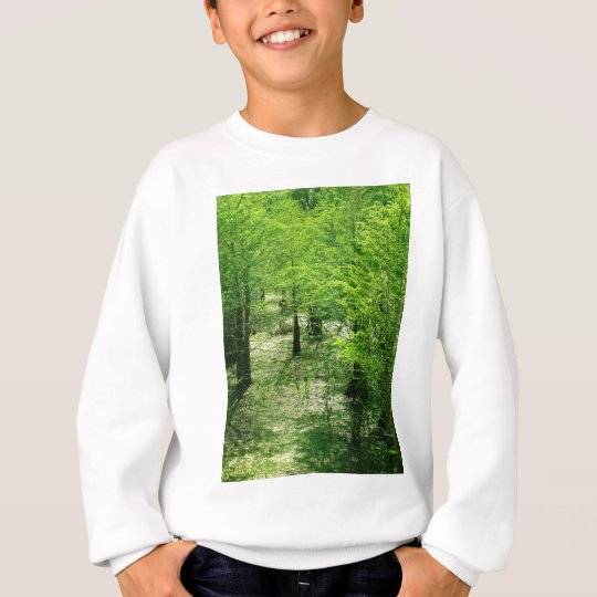 The forest So green Sweatshirt