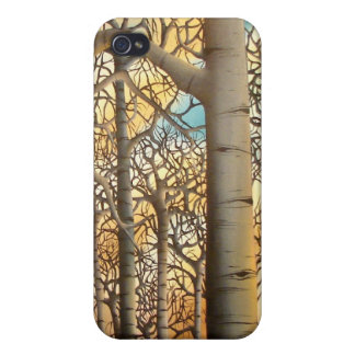 The Forest Through The Trees iPhone 4 Cases
