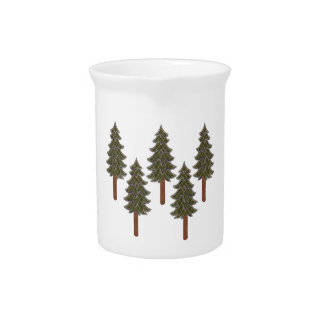 THE FOREST TRANQUILITY DRINK PITCHER