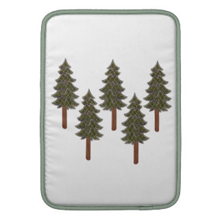 THE FOREST TRANQUILITY MacBook SLEEVE