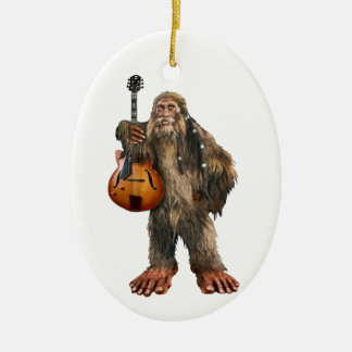 THE FOREST WANDERER CERAMIC ORNAMENT
