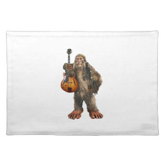 THE FOREST WANDERER CLOTH PLACEMAT