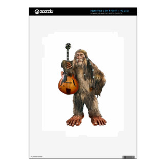 THE FOREST WANDERER iPad 3 SKINS