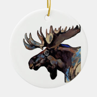 THE FOREST WANDERERS CERAMIC ORNAMENT