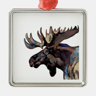 THE FOREST WANDERERS METAL ORNAMENT