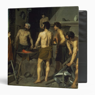 The Forge of Vulcan, 1630 Vinyl Binder