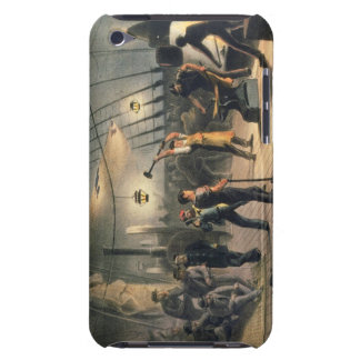 The Forge on Deck of the Great Eastern, night of A Barely There iPod Case