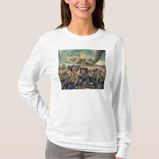The Forges of Vulcan with Time Turning Weapons T-Shirt