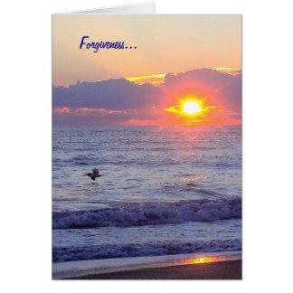 The Forgiveness Card