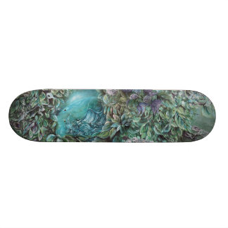 The Forgotten Fantasy Art Skateboard