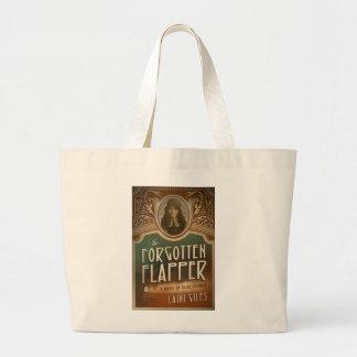 The Forgotten Flapper tote bag