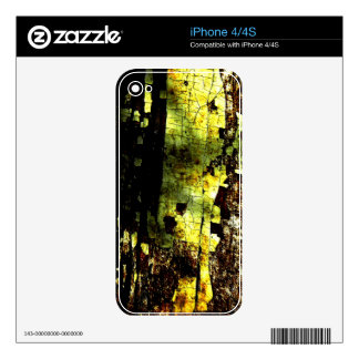The Forgotten Puzzle Phone Skin iPhone 4S Skin
