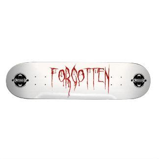 The Forgotten Skateboard