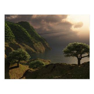 The Forgotten View Postcard