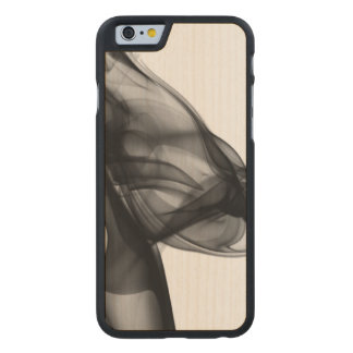 The Form Carved® Maple iPhone 6 Slim Case