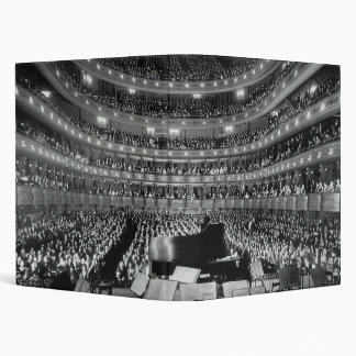 The Former Metropolitan Opera House 39th St 1937 3 Ring Binder