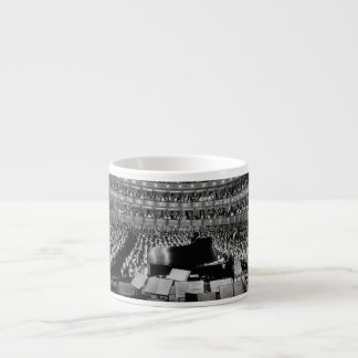 The Former Metropolitan Opera House 39th St 1937 Espresso Cup