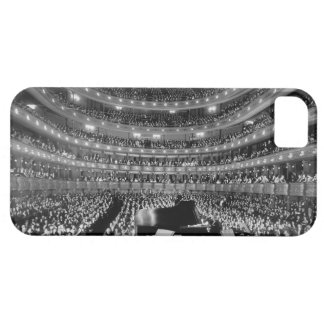 The Former Metropolitan Opera House 39th St 1937 iPhone SE/5/5s Case