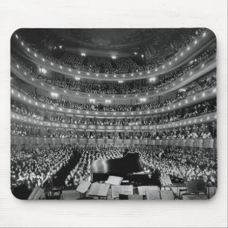 The Former Metropolitan Opera House 39th St 1937 Mouse Pad