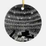 The Former Metropolitan Opera House 39th St 1937 Christmas Ornament