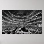 The Former Metropolitan Opera House 39th St 1937 Print