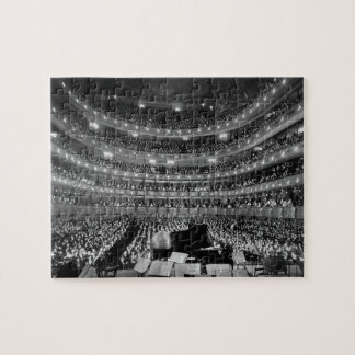 The Former Metropolitan Opera House 39th St 1937 Puzzle