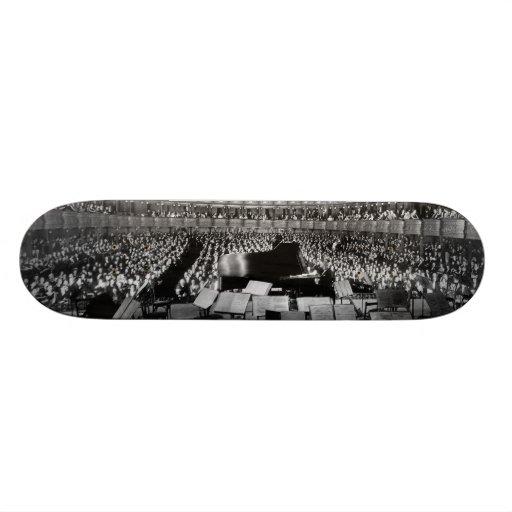 The Former Metropolitan Opera House 39th St 1937 Skate Board Decks